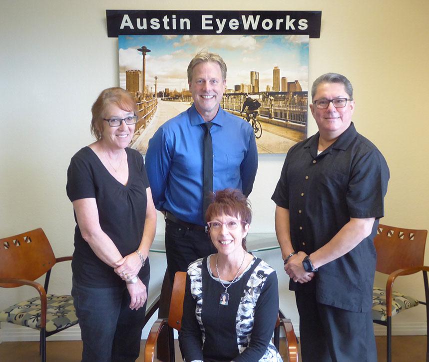 Austin EyeWorks Staff